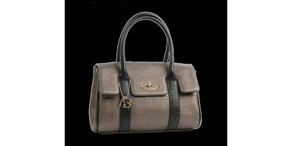 Dámská bronzová kabelka Bulaggi
