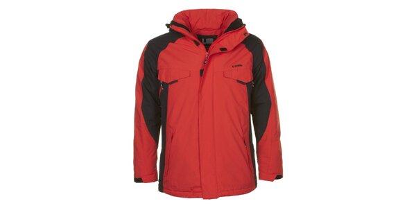Pánská oranžová lyžařská bunda Utopik