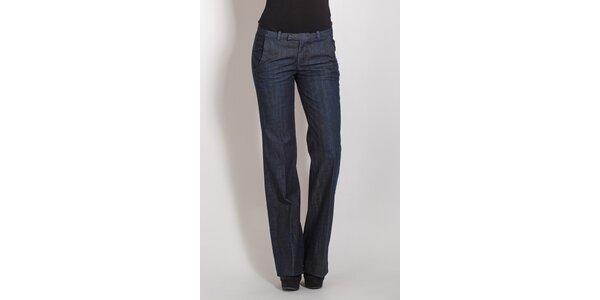 Dámské tmavě modré džíny Phard s puky