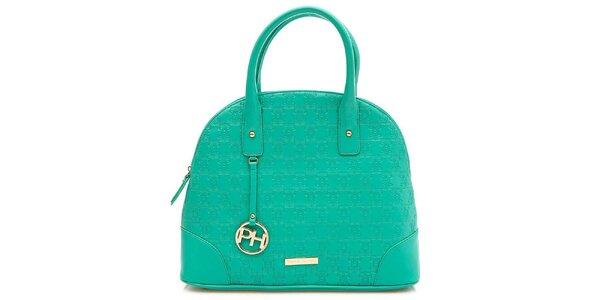 Dámská tyrkysová elegantní kabelka Paris Hilton