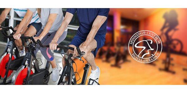 3 lekce spinningu spojené s efektivním tréninkem Suunto Fitness Solution