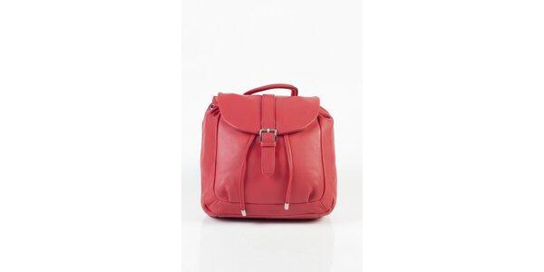 Malý dámský růžový batoh Fuchsia