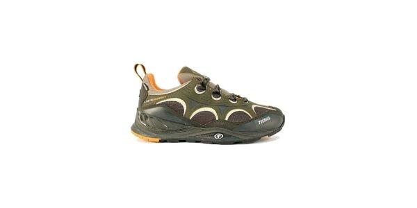 Pánské multifunkční sportovní boty s oranžovými detaily Tecnica