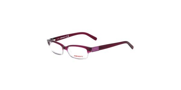 Dámské fialové brýle Miss Sixty