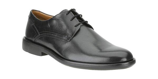 Černé klasické boty Clarks