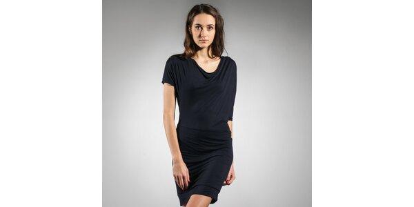 Dámské černé šaty Diesel