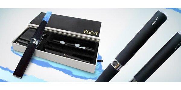 Elektronická cigareta eGo-T 1100 nebo 3 náplně.