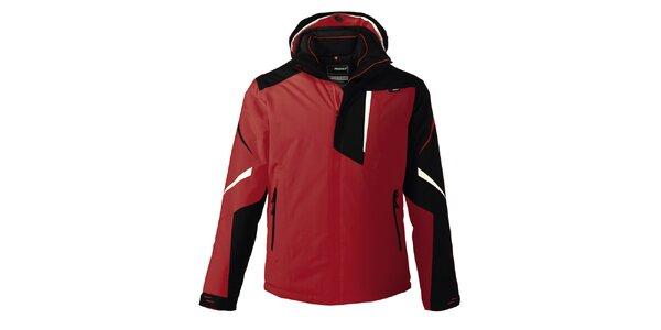 Pánská funkční rudá bunda Maier
