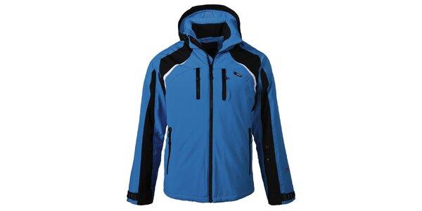 Pánská modro-černá lyžařská bunda Maier