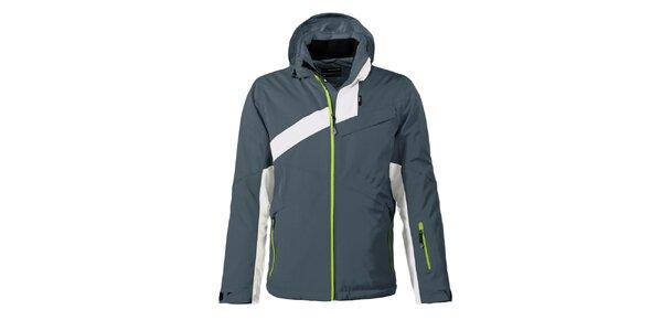 Pánská lyžařská bunda s kapucí Maier