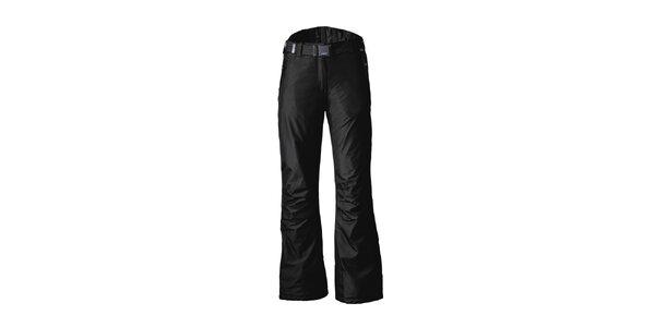Dámské černé lyžařské kalhoty Maier