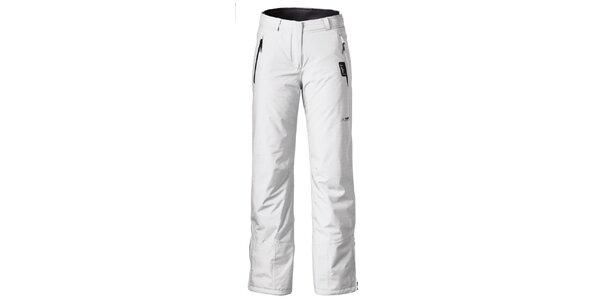 Dámské bílé kalhoty na lyže Maier