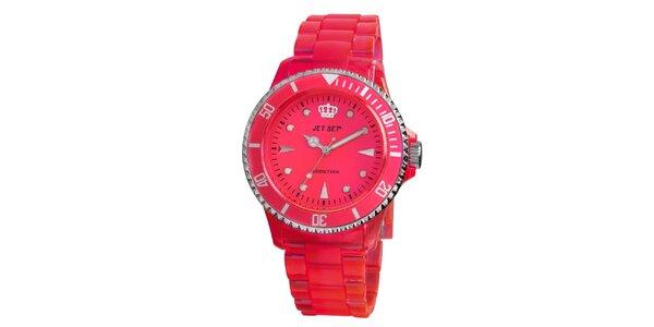 Dámské výrazné hodinky Jet Set