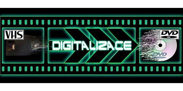 Převod VHS - digitalizace