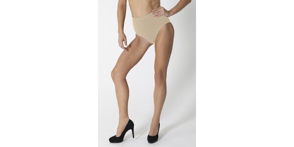 Dámské tělové stahovací kalhotky My Shapes s aloe