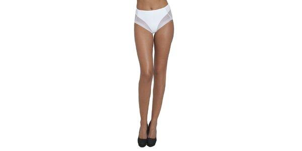 Dámské bílé stahovací kalhotky My Shapes