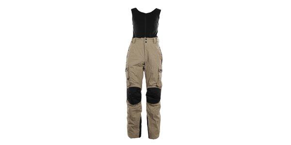 Pánské béžové lyžařské kalhoty Northland Professional