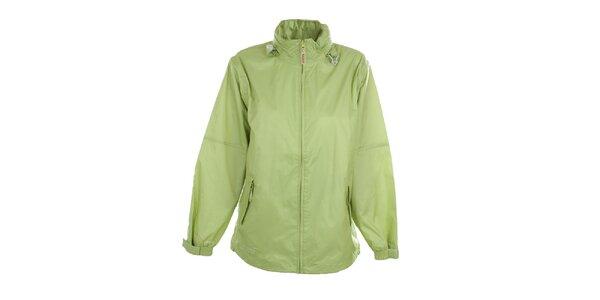 Dámská zelená nepromokavá bunda Northland Professional