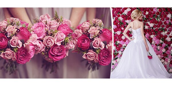 Seminář zaměřený na svatební floristiku