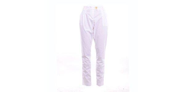 Dámské bílé kalhoty Pietro Filipi