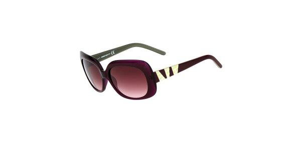 Dámské fialové sluneční brýle Miss Sixty