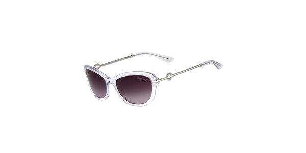 Dámské transparentní sluneční brýle Miss Sixty