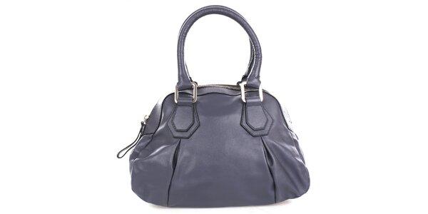 Dámská fialová kožená kabelka Gianfranco Ferré