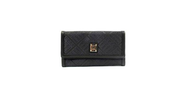 Dámská šedo-černá peněženka Gianfranco Ferré