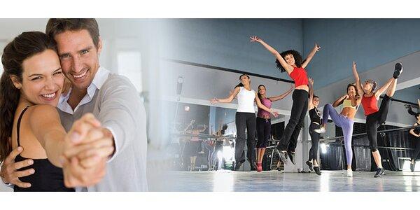 3 libovolné taneční lekce v TŠ Maestro