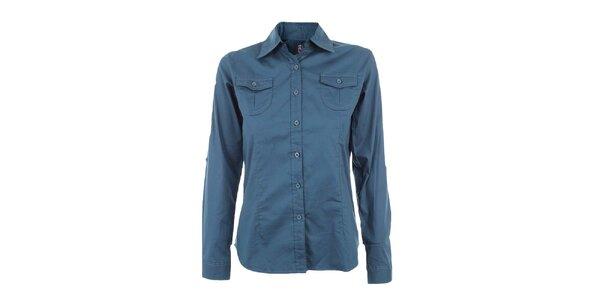 Dámská modrá košile Authority
