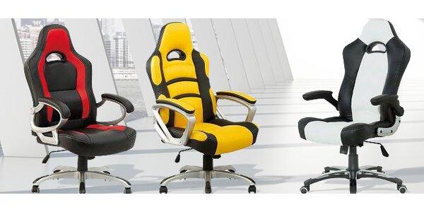 7 druhů pohodlných kancelářských židlí