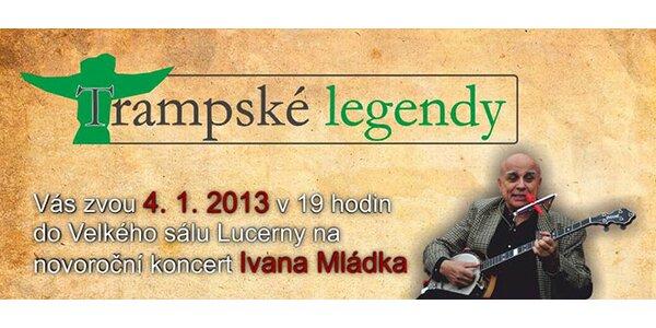 Ivan Mládek a Banjo Band. Koncert k 70. narozeninám