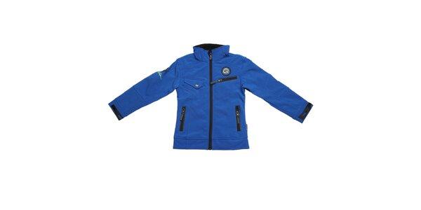 Dětská modrá bunda Peak Mountain