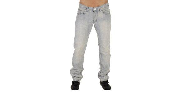 Pánské světlé džíny New Caro
