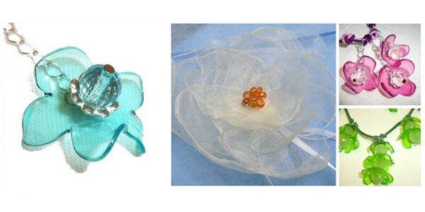 126 Kč za libovolný jednodenní kurz výroby šperků se slevou 65%.