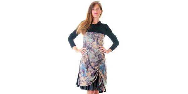 Dámské šaty s asymetrickou sukní Goa Goa