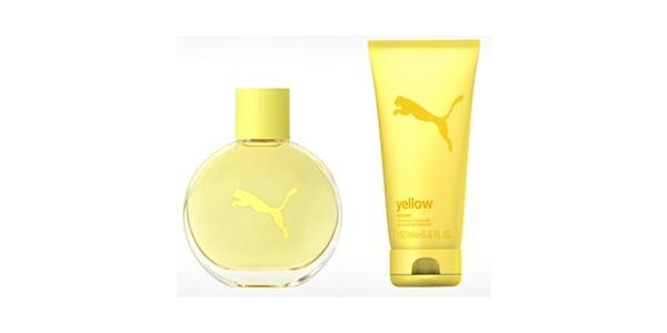 Puma Yellow Woman (EDT 20ml+ sprch.gel 50ml)