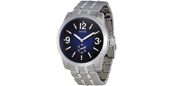 Pánské sportovní ocelové hodinky Guess