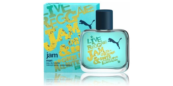 PUMA JAM MAN EDT 40ml