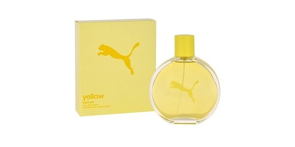 PUMA YELLOW WOMAN EDT 40ML