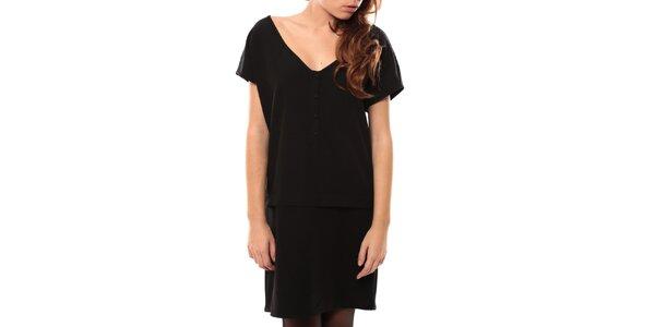 Dámské černé šaty My Little Poesy