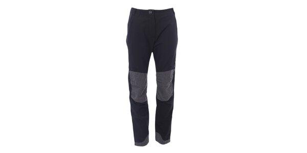 Dámské antracitové softshellové kalhoty Hannah