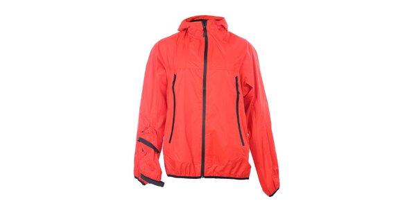 Pánská zářivě červená bunda Hannah