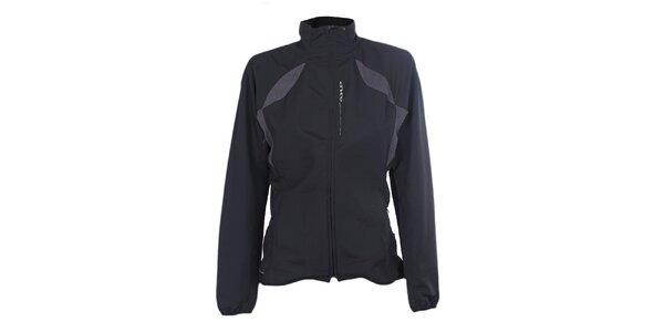 Dámská černá sportovní bunda Hannah