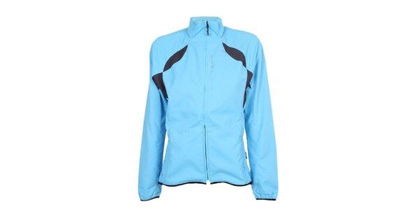 Dámská modrá sportovní bunda Hannah