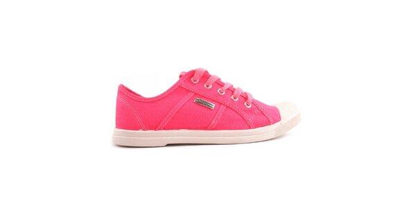 Dámské růžové tenisky Les tropeziennes