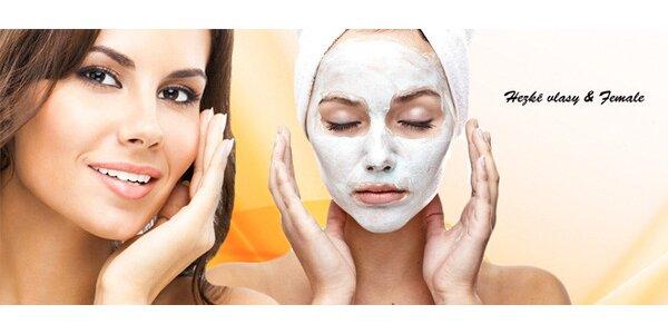 Důkladné 90minutové kosmetické ošetření