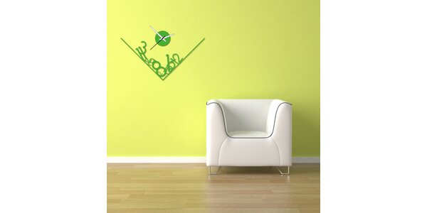 Zelené Get lost!