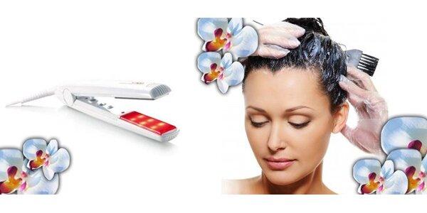 235 Kč za péči o vlasy přístrojem Ultrasonic Repairing System. SLEVA 50%