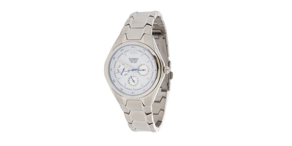 Pánské ocelové hodinky Casio